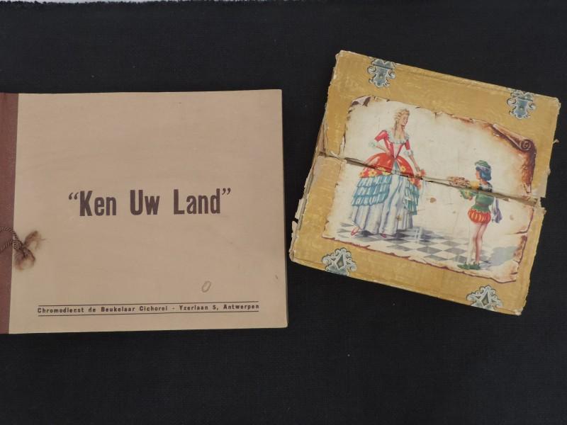 """Foto album """"Ken uw land"""""""