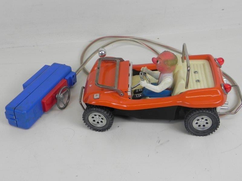 Vintage Clim Buggy auto