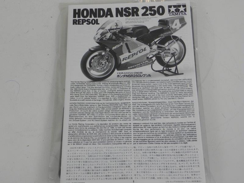 Honda NSR250 Repsol