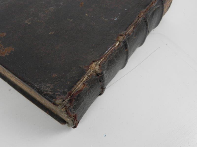 Boek Tractaet van grondtproceduren
