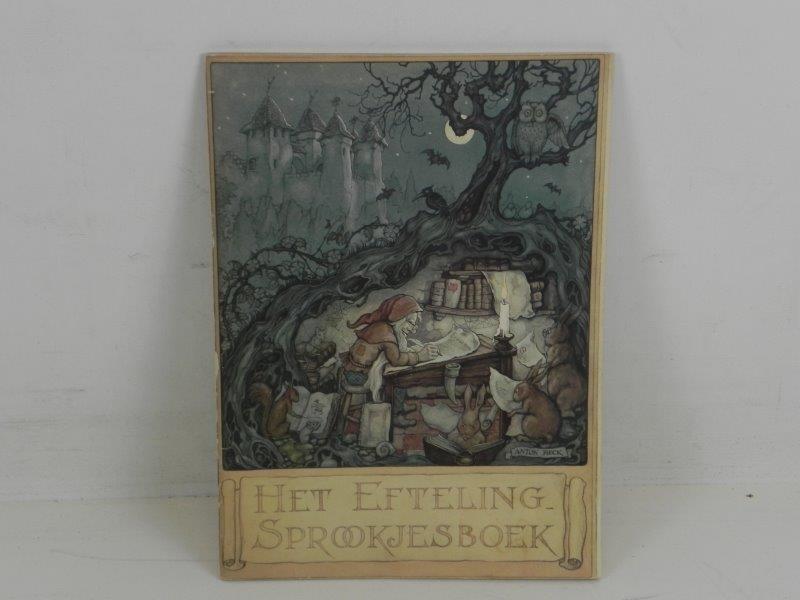 Het Efteling Sprookjesboek '62