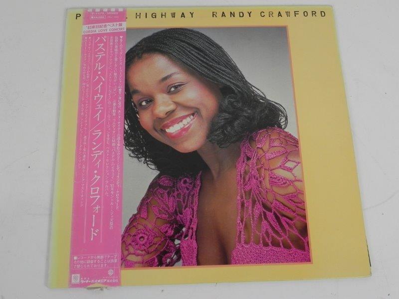 Randy Crawford – Pastel Highway (LP)