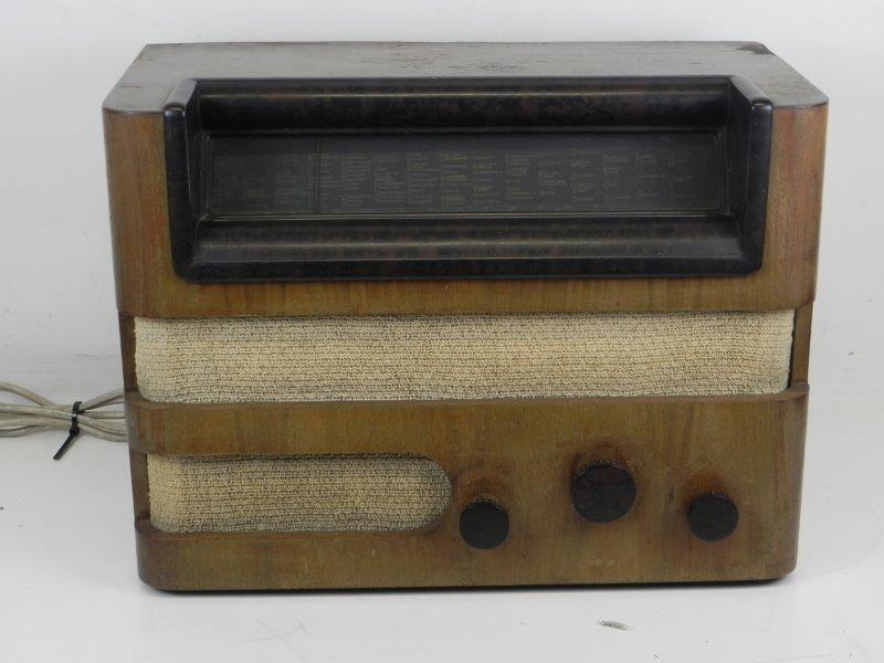 Antieke Blaupunkt 4W66K Radio