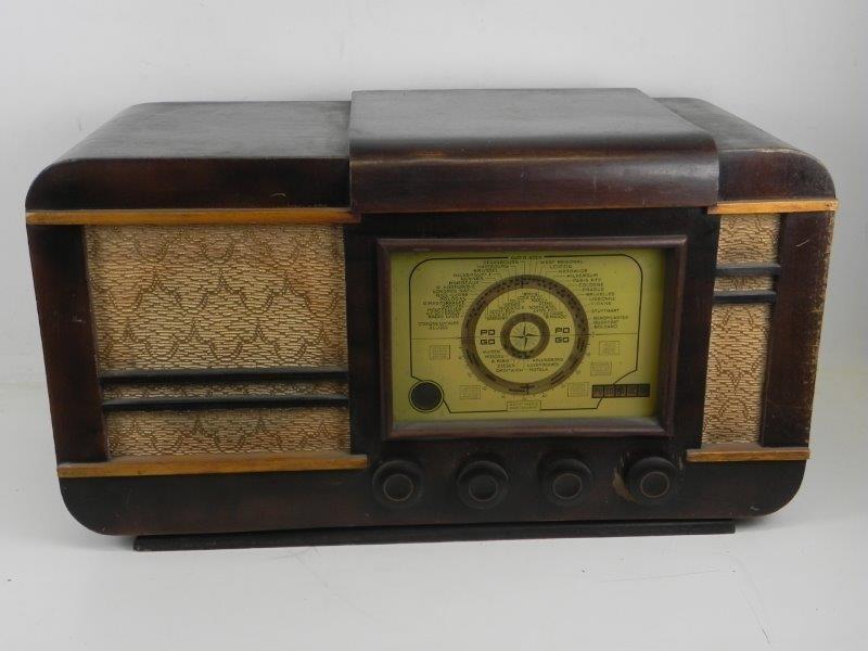 Antieke Radio - Pogo?