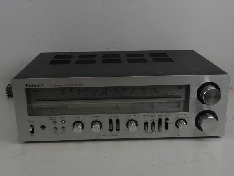 Tuner-Versterker Technics SA-500