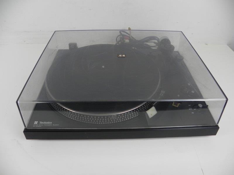 Platenspeler Technics SL-2000