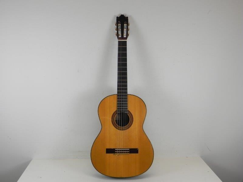 Classical IBANEZ GA60 gitaar met bijhorende tas