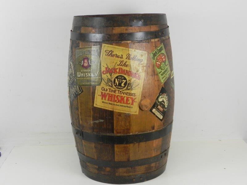Oude Whiskey Ton