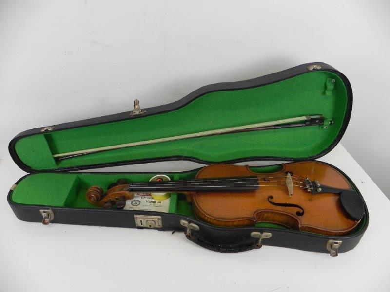"Oude viool Le ""Compagnon"""