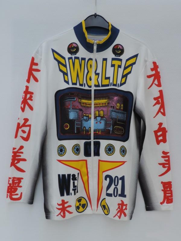 """Shirt van W. van Beirendonck (""""W & L.T. Archives)"""