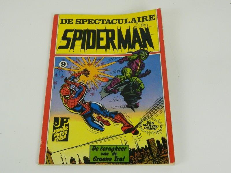 Spiderman - De terugkeer van de Groene Trol