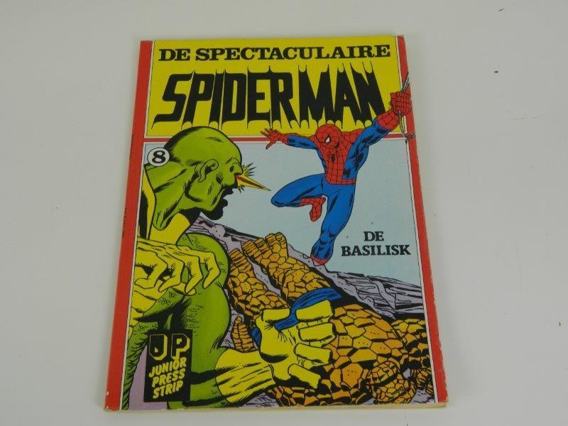 Spiderman - De basilisk