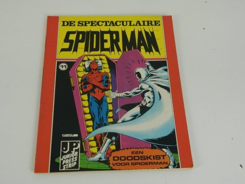 Spiderman - Een doodskist voor Spider-man