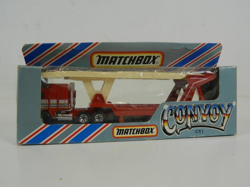 Matchbox convoy - CY1