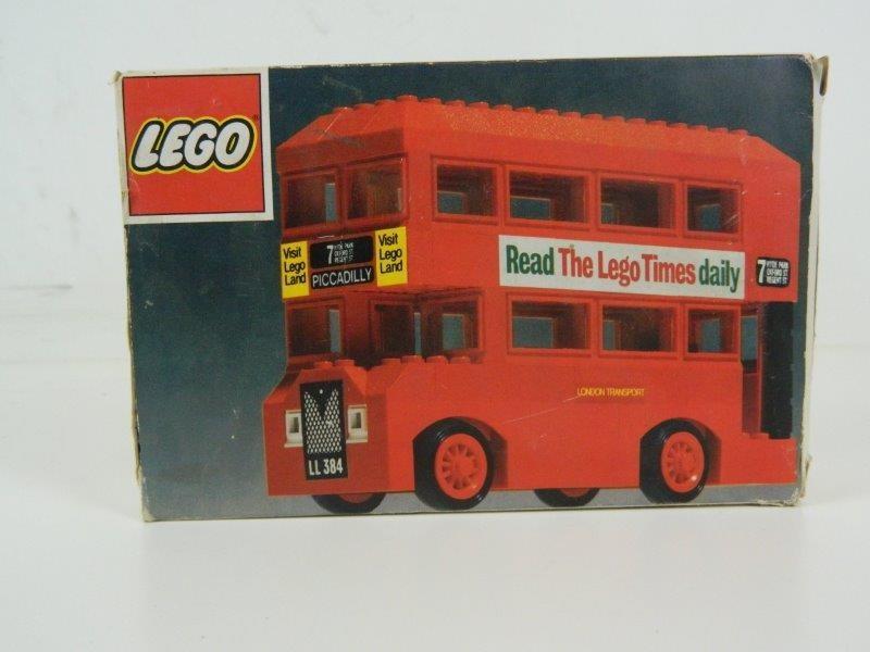 Lego Londense bus - 384