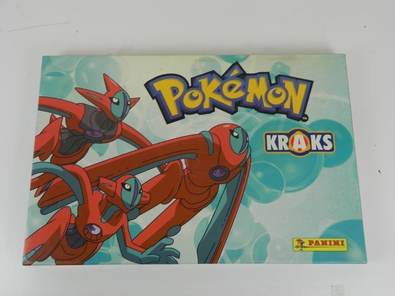 Panini - Pokemon Kraks