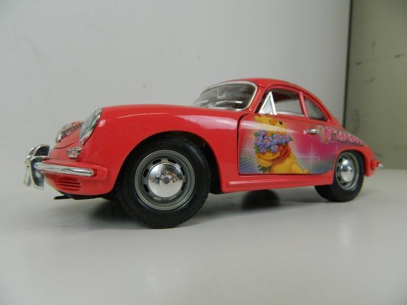 Disney - Winnie The Pooh Porsche