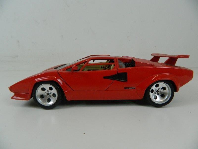 Bburago Lamborghini Countach