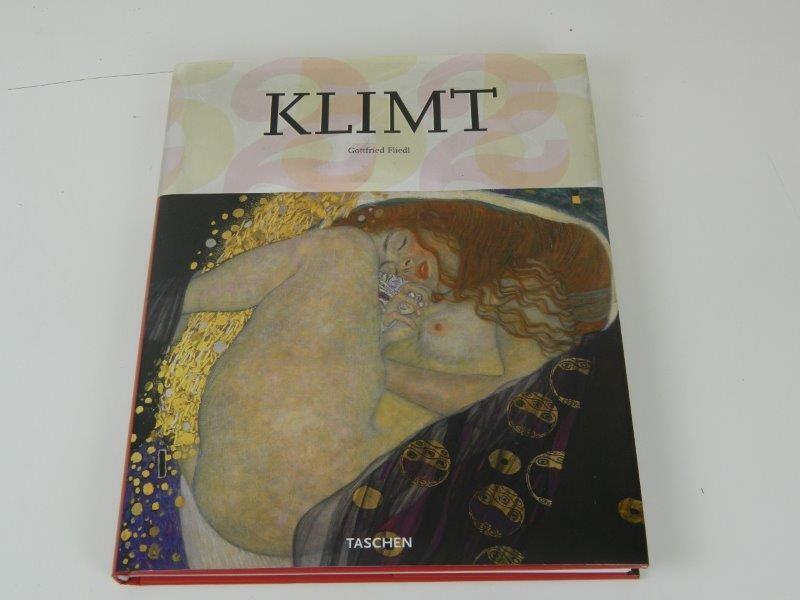 Gustav Klimt boek