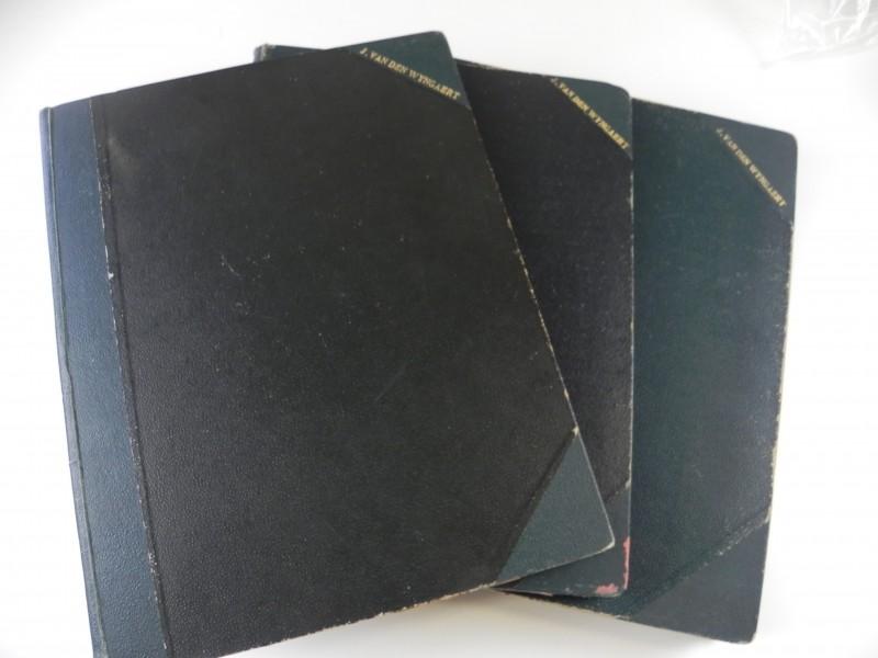 Partituren: 3 boeken rond 1900-1910