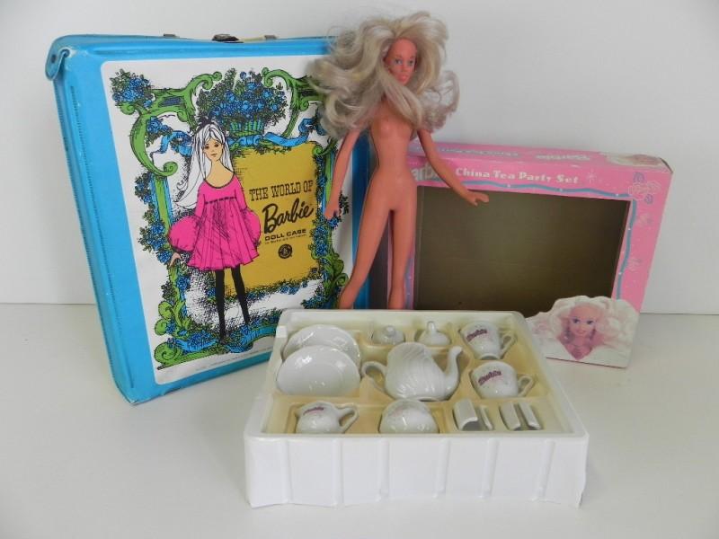 Lot Vintage Barbie