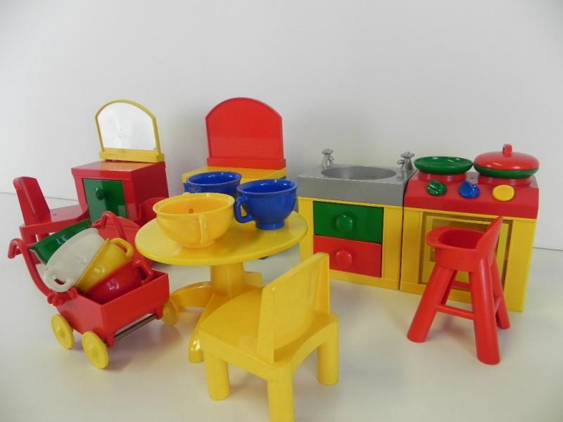 LEGO DUPLO 2955 Sarah's Happy Kitchen