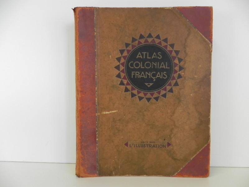 Pollacchi: Atlas colonial Français 1929