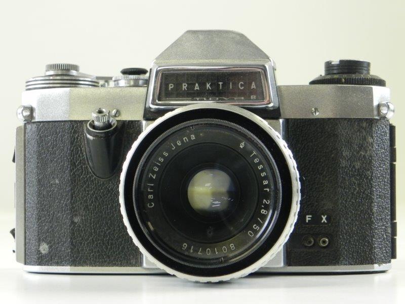 Vintage Praktica Nova B fotocamera