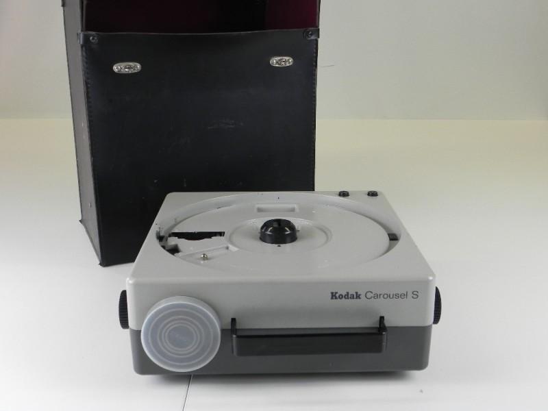 Kodak Carousel projector nr 215730 zonder diahouder