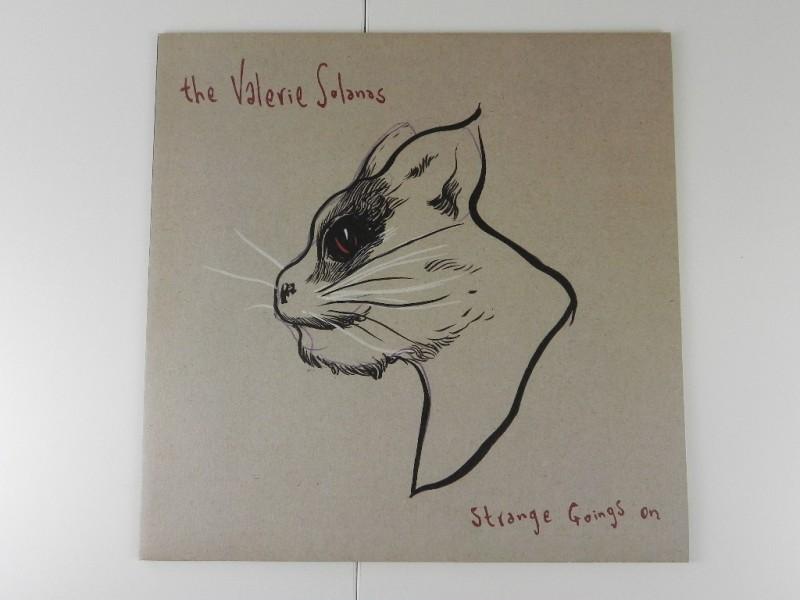 """12"""" - The Valerie Solanas – Strange Goings On"""