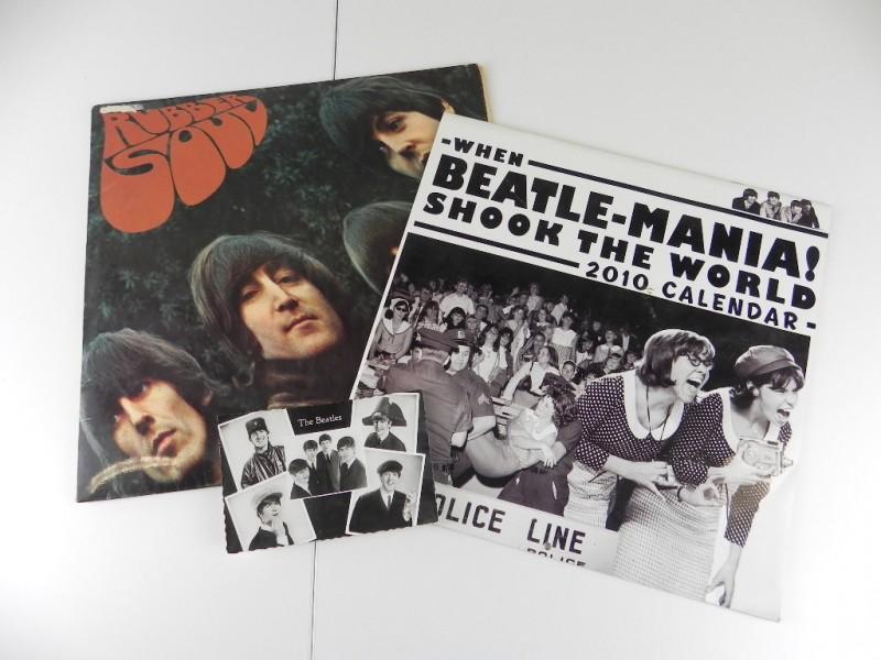 LP -The Beatles – Rubber Soul