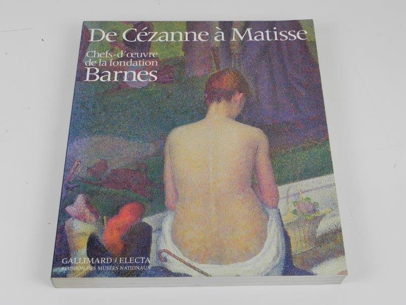 De Cézanne à Matisse