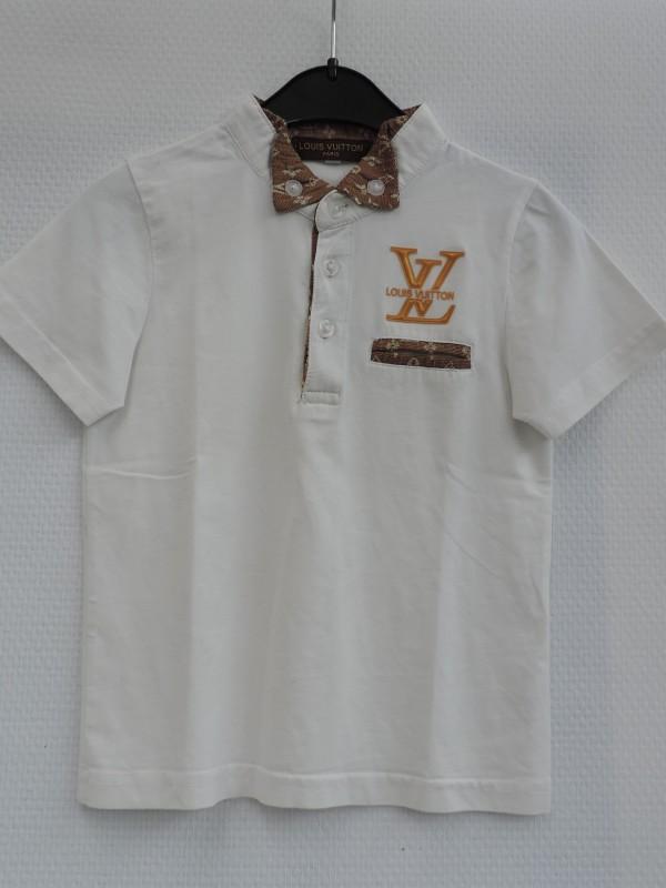"""Polo-Shirt getekend """"Louis Vuitton"""""""