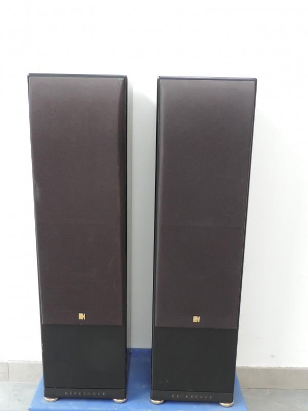 "Stereo Loudspeakers ""Impedance"" UK Audio"