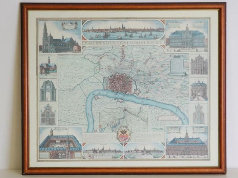 België, Antwerpen - Marchionatus Sacri Romani Imperii - Visscher