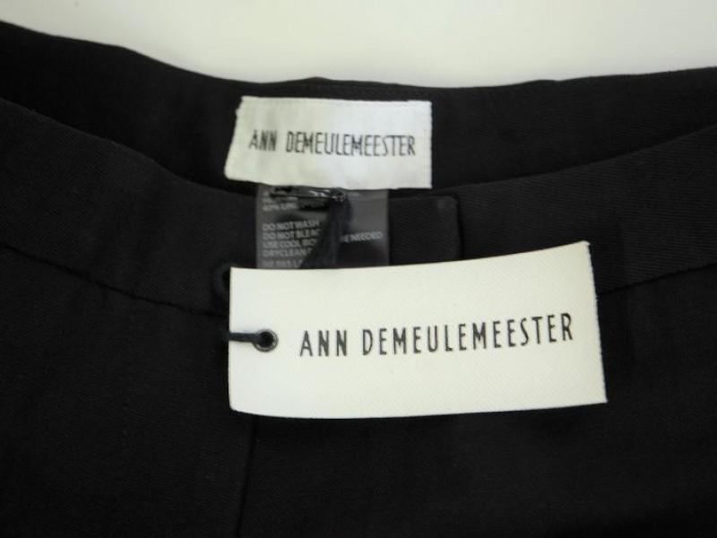 Ann Demeulemeester - Broek - Maat: 40