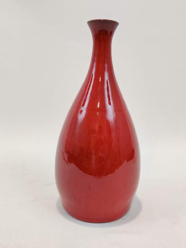 Keramieke vintage vaas, vermoedelijk amphora