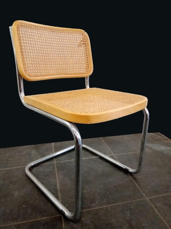 Design buizenstoel, ontwerp: Marcel Breuer,  made in: Italy (replica)