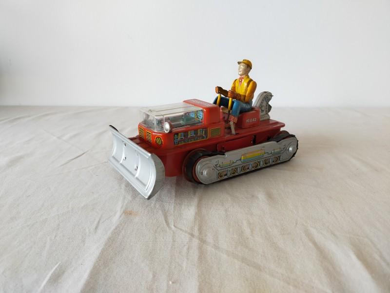Toy nomura bulldozer