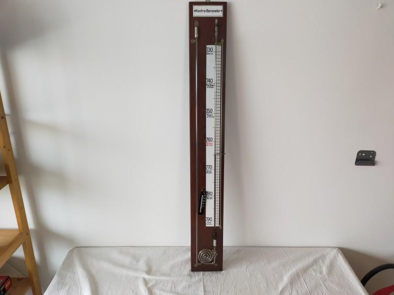 Kontra-barometer