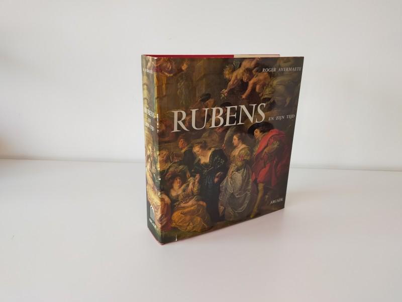 Rubens en zijn tijd door Roger Avermaete