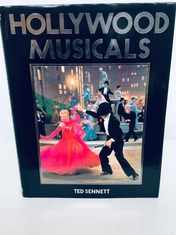 Boek: Hollywood Musicals - Ted Sennett