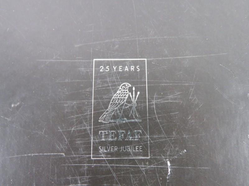 Boek - 25 years Tefaf - Silver jubilee