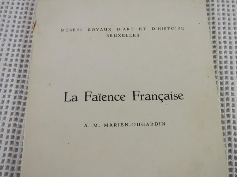 Boek - La faience Francaise