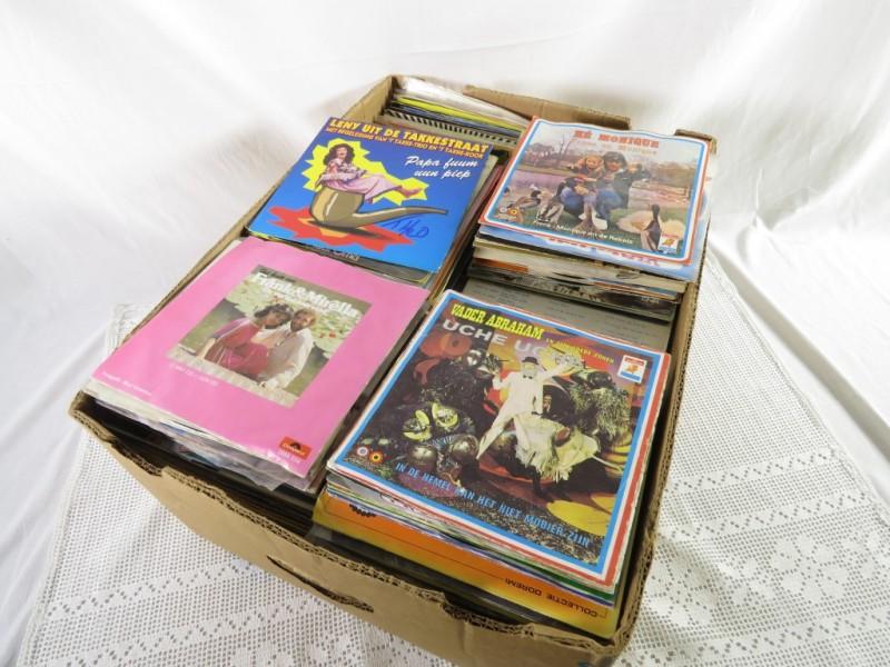 Lot nederlandstalige vinyl singles