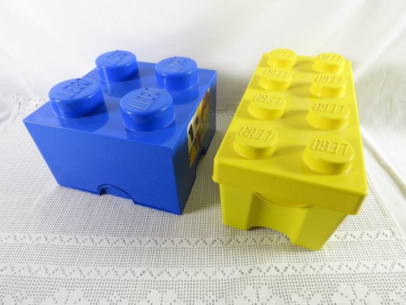 Set Lego trein assortiment
