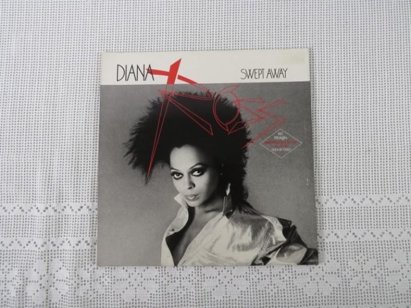 Lp - Diana Ross - Swept away