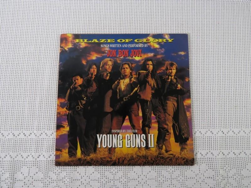 Lp - Jon Bon Jovi - Blaze of glory