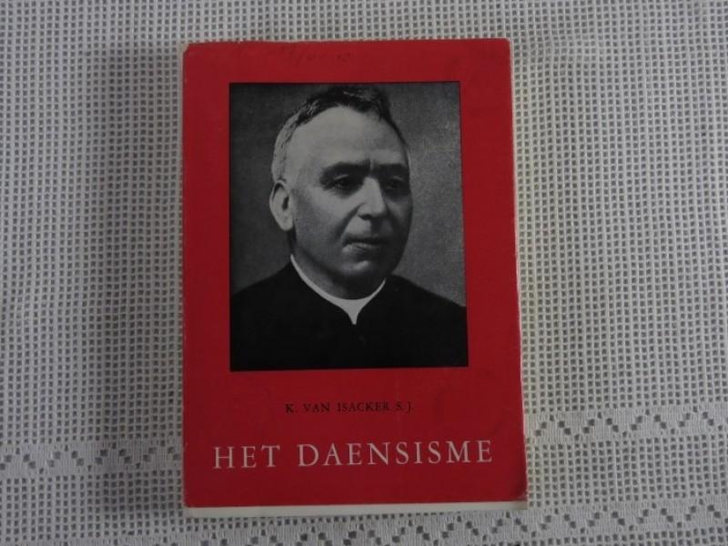 Boek - K. van Isacker - het Daensisme