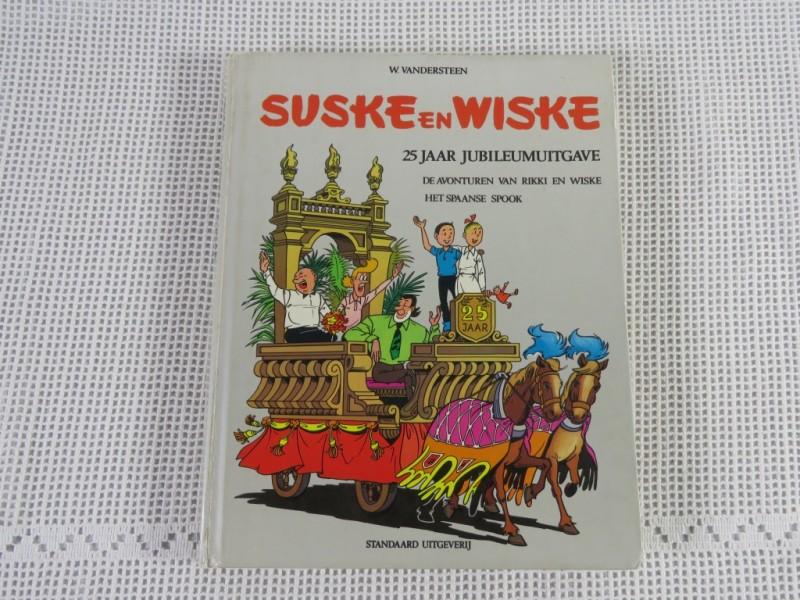 Boek - Suske & Wiske - 25 jaar jubileumuitgave